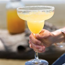 Frozen Passion Fruit Margarita