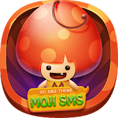 GO SMS Pro Moji Theme APK for Lenovo