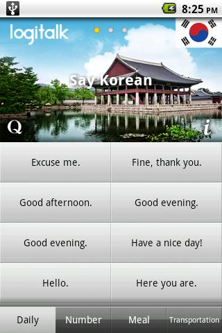 Say Korean Free Learn Speak