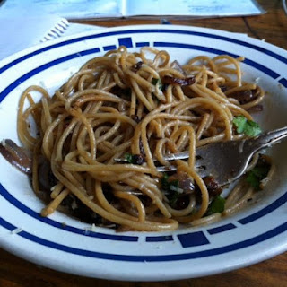 Favorite Anchovy Pasta