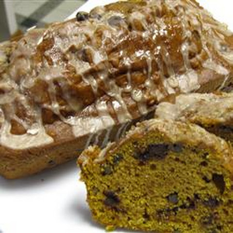 Pumpkin Chip Bread