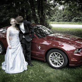Grad 2012 by Todd Bellamy - People Couples