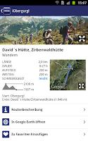 Screenshot of iObergurgl-Hochgurgl