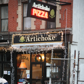 Artichoke pizza east 14th st by Alec Halstead - Buildings & Architecture Other Interior