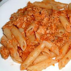 Turkey Bolognese Sauce
