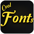 Cool Fonts for Whatsapp & SMS 2.0 icon