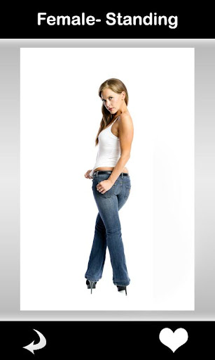 Posing App- Model Poses - screenshot