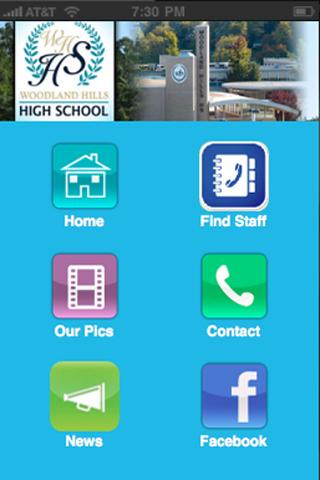 Woodland Hills High School