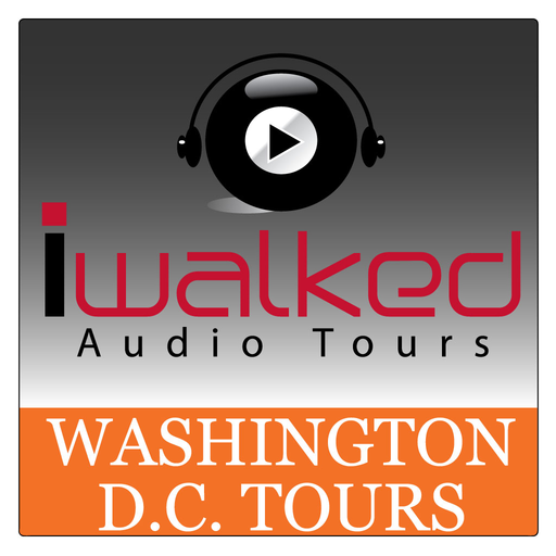 IWalked Washington D.C. LOGO-APP點子