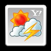 Yahoo!天気 for SH 雨雲の接近がわかる予報無料 APK for Ubuntu