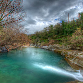 Alcantara river: Gurne by Carmelo Parisi - Landscapes Waterscapes