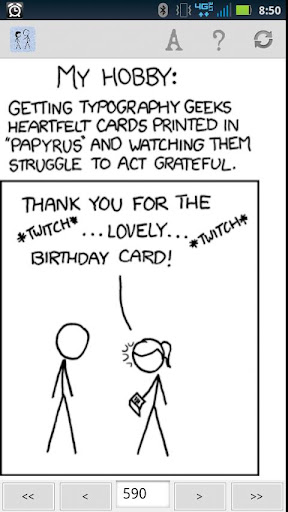 xkcd Viewer