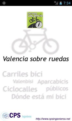 Bici Bike Valencia Pro