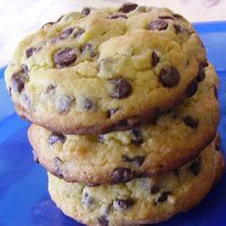 Super-Easy Chocolate Chip Cookies
