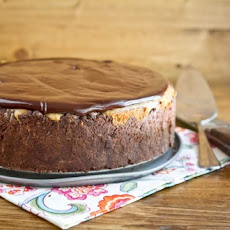 Chocolate Covered Espresso Cheesecake