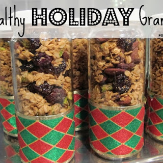 Food Babe's Healthy Holiday Granola