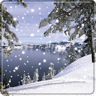Winter Scenery LiveWallpaper icon