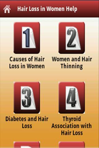 Hair Loss in Women Help