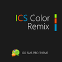 GO SMS ICS Color Remix Theme icon