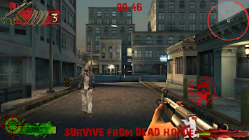 Screenshot of Death Shot Zombies