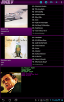 Screenshot of Jukey - The Android Jukebox