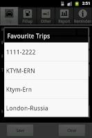 Screenshot of Mileage Tracker Pro