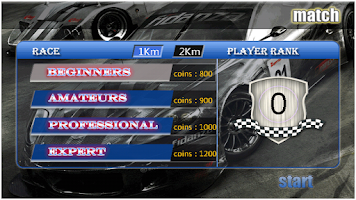 Screenshot of The Racing Deluxe
