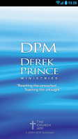Screenshot of Derek Prince Ministries