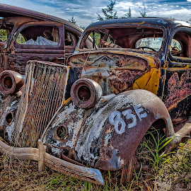 Oliver Jordan Auction by Ron Meyers - Transportation Automobiles