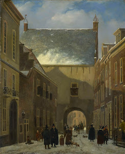 RIJKS: Johannes Adrianus van der Drift: painting 1830