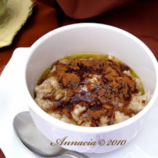 'sin'amon Brown Sugar Oatmeal