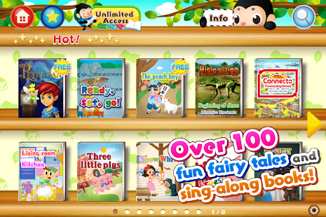 Download Read Unlimitedly! Kids'n Books APK to PC