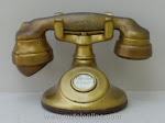 Cradle Phones - Western Electric B1 102 Gold