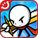 Super Action Hero – stick man kicks major butt in this action fighting game!