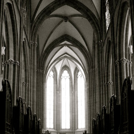 Worship by Liz Childs - Buildings & Architecture Places of Worship ( church, oppenheim, germany )