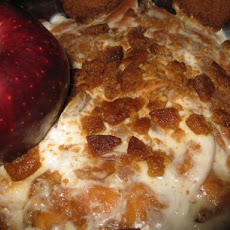 Apple-Gingersnap Crisp