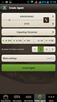 Screenshot of Bilet Cafe - train tickets