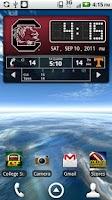 Screenshot of South Carolina Live Clock