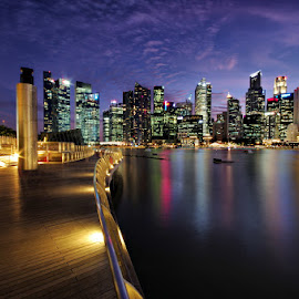by Ken Goh - City,  Street & Park  Skylines (  )