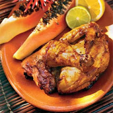 Grilled Sweet Guava Chicken