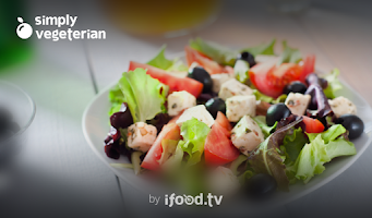 Screenshot of Simply Vegetarian by ifood.tv