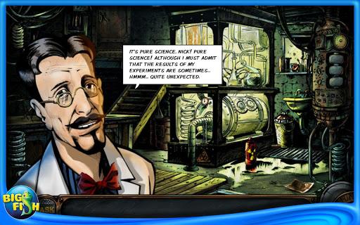 Nick Chase: Detective (Full) - screenshot