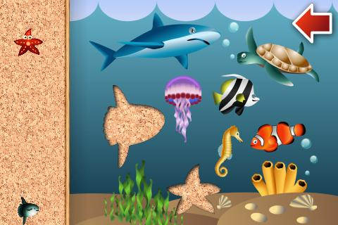 Animal Puzzle For Toddlers - screenshot