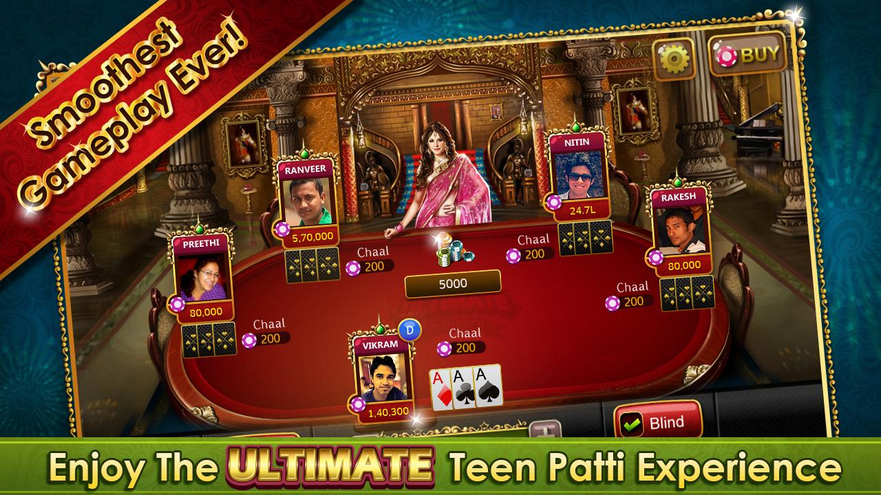 Ultimate Teen Patti Screenshot 7