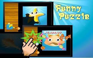 Screenshot of Toddler's Ocean World