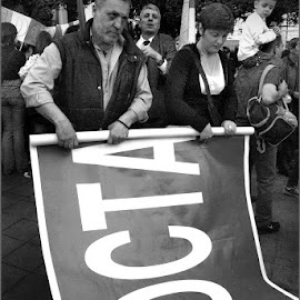 Dosta - basta - enough! by Jasminka Nadaskic Djordjevic - News & Events Politics (  )