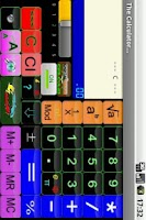 Screenshot of Calcula : The Calculator