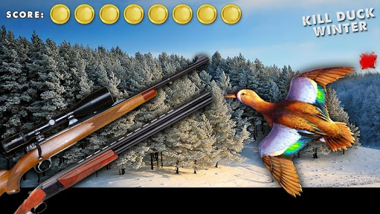 Kill Duck Winter - screenshot