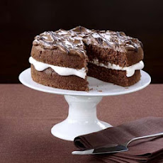 Light & Fluffy Chocolate Mocha Cake