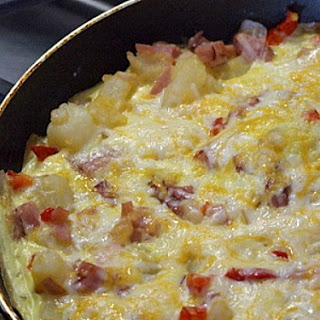 Hearty O'Brien Frittata